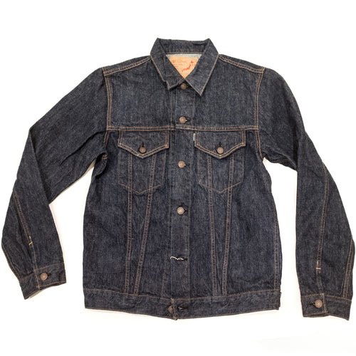 orSlow - 60's Denim Jacket - One Wash