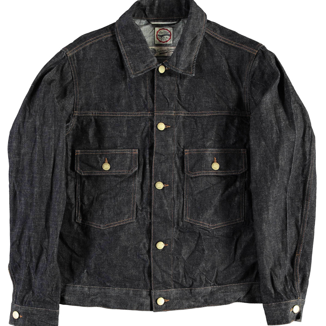 Eat Dust - 14oz Type 2 Denim Jacket