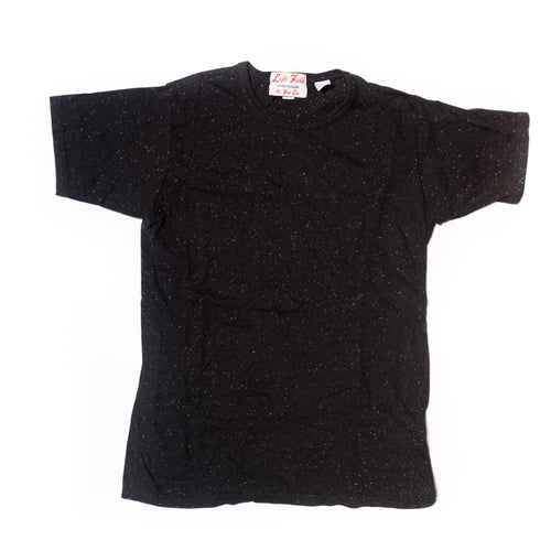 Left Field NYC - Black Rainbow Nep Pocket Tee