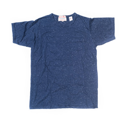 Left Field NYC - Navy Nep Pocket Tee