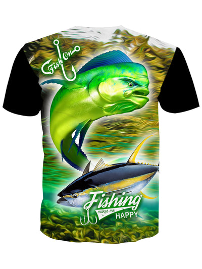 Happy Fishing Fish On