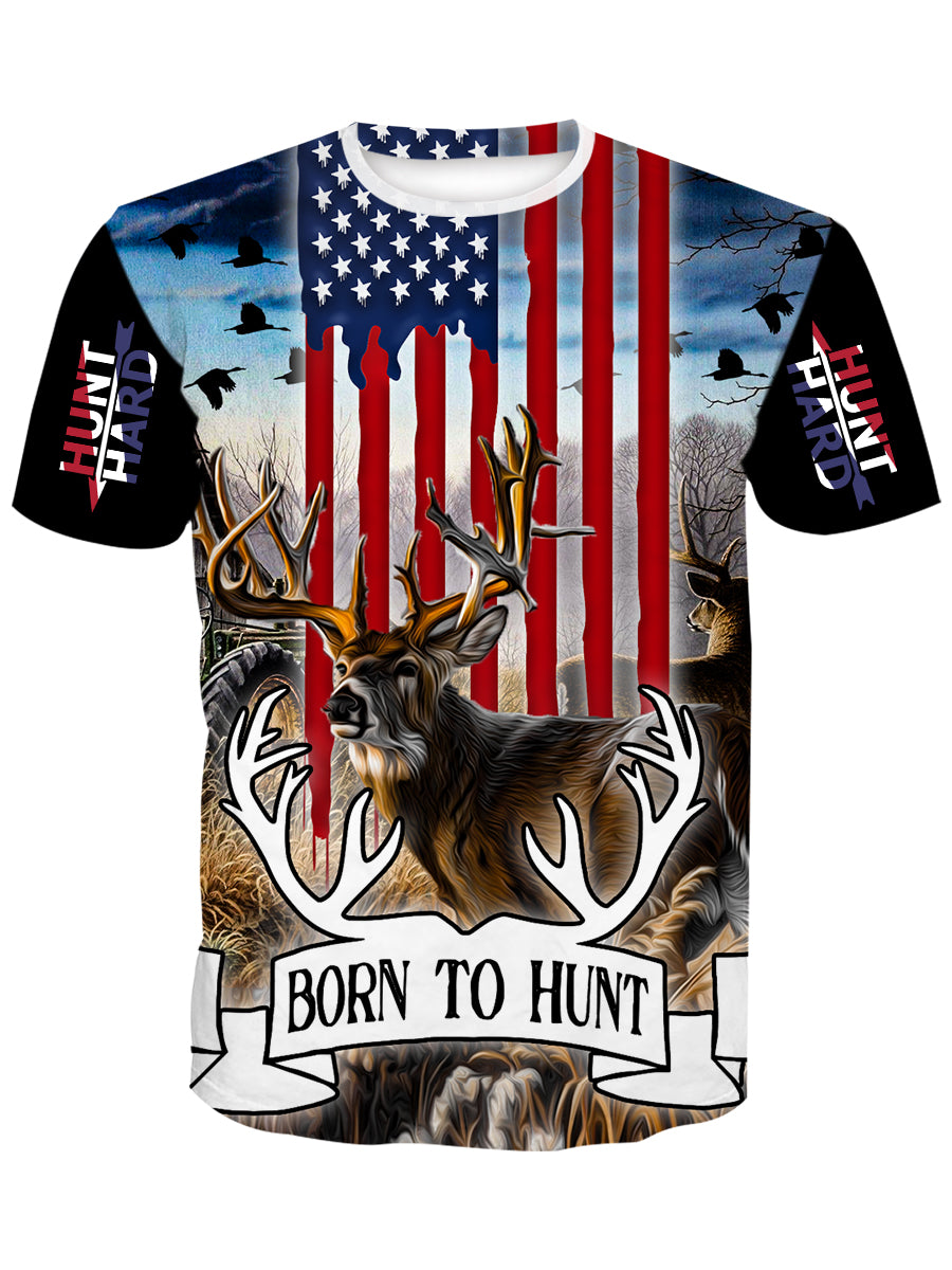 Born To Hunt Whitetail