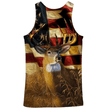 Whitetail Deer Bow Hunter