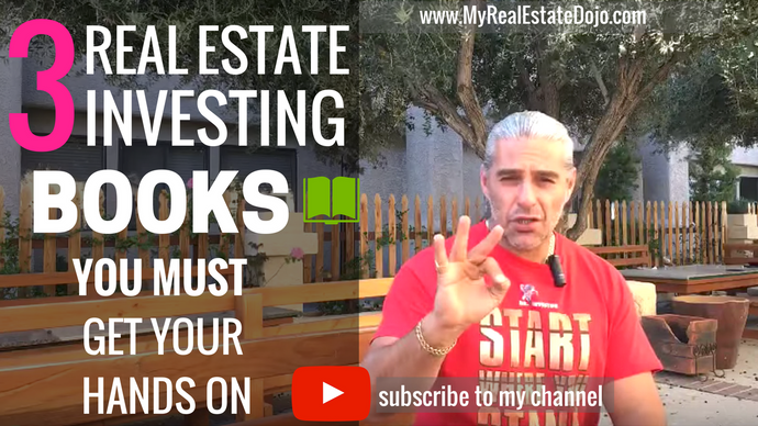 3 Real Estate Investing Books You Must Get Your Hands On Before The Next Crash