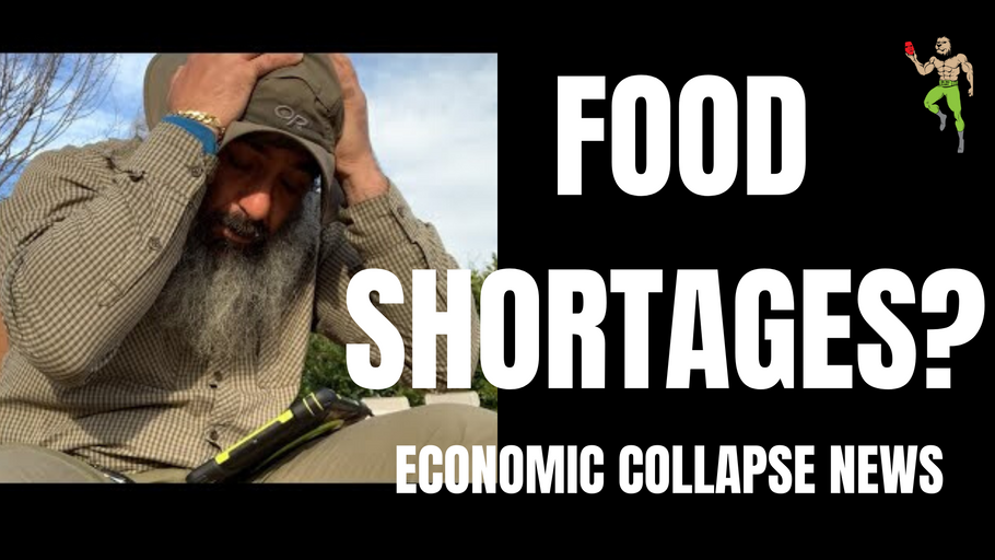 BREAKING!! MASS FOOD SHORTAGES 2020 IN US STARTED, HOW TO PREPARE NOW, ECONOMIC COLLAPSE NEWS
