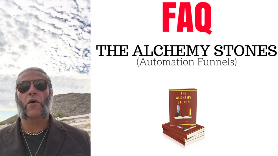 FAQ: The Alchemy Stones (Automation Funnels for Investors & Agents)