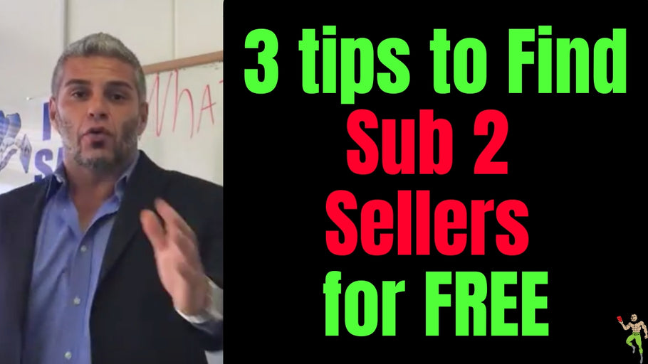 3 Secret Tips To Find Subject To Sellers For FREE | Subject To Investing & Real Estate Wholesaling