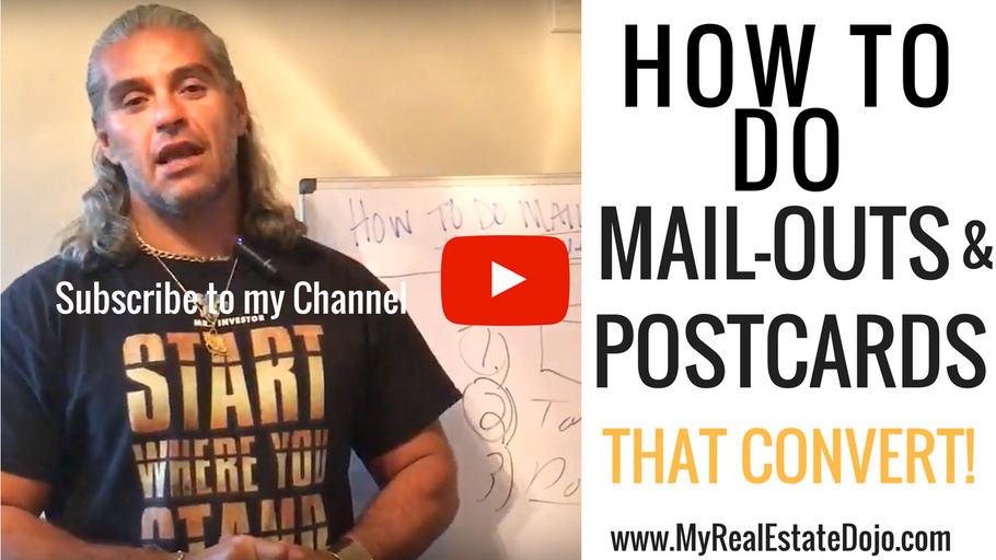 How To Do Mail-outs and Postcards That Convert