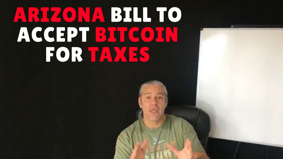 Arizona bill to accept Bitcoin for taxes