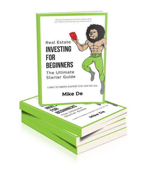 Real Estate Investing For Beginners: The Ultimate Starter Guide {FREE BOOK}