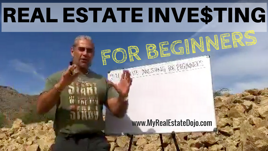 Real Estate Investing For Beginners - Starter Guide