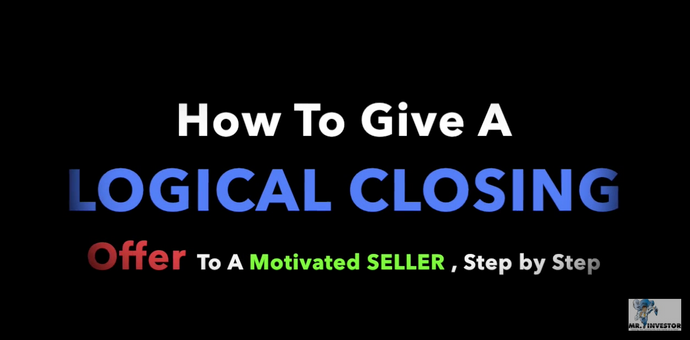 Negotiation: The Logical Closing Offer