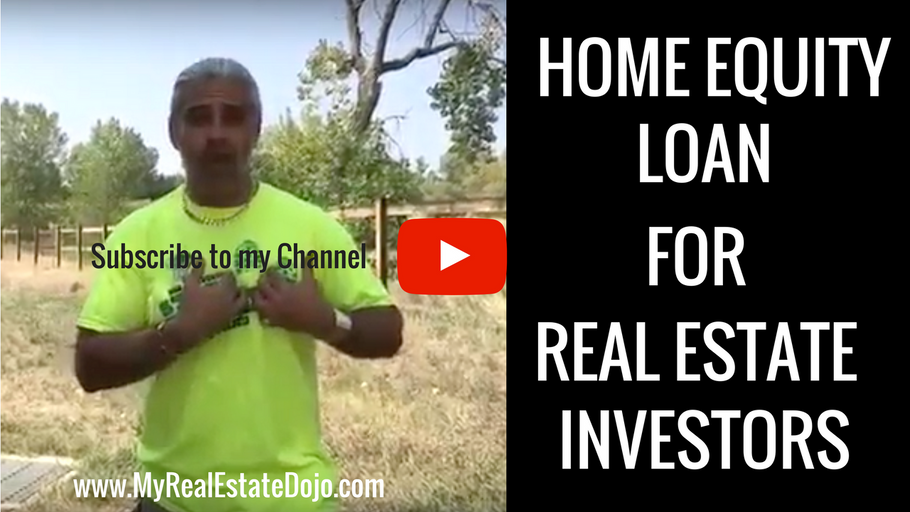 Home Equity Loan for Real Estate Investors