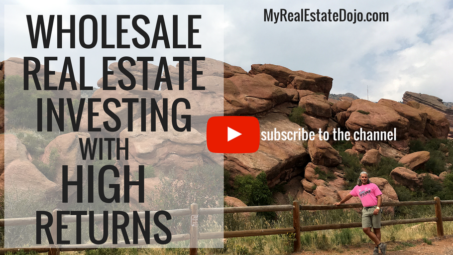 Wholesale Real Estate Investing with High Returns