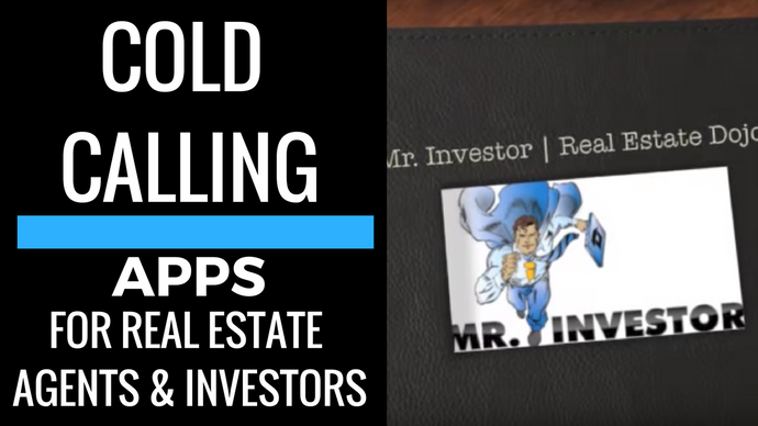 Cold Calling & Follow Up App for Real Estate Agents & Investor