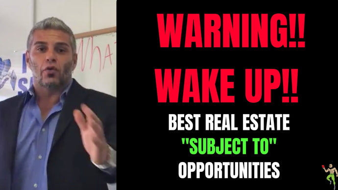 WARNING!! WAKE UP!! STOCK MELTDOWN, GOLD CRASH, BITCOIN, BEST REAL ESTATE SUBJECT TO OPPORTUNITIES