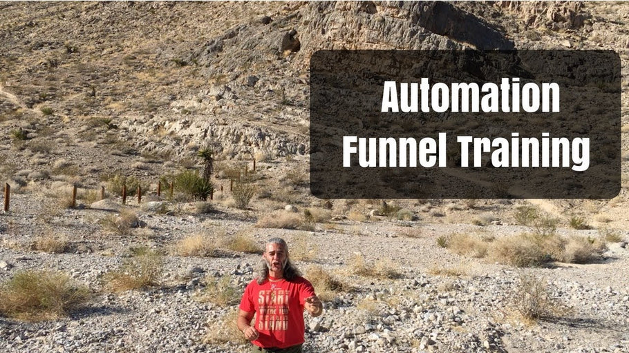 Automation Funnel Training for Real Estate Entrepreneurs
