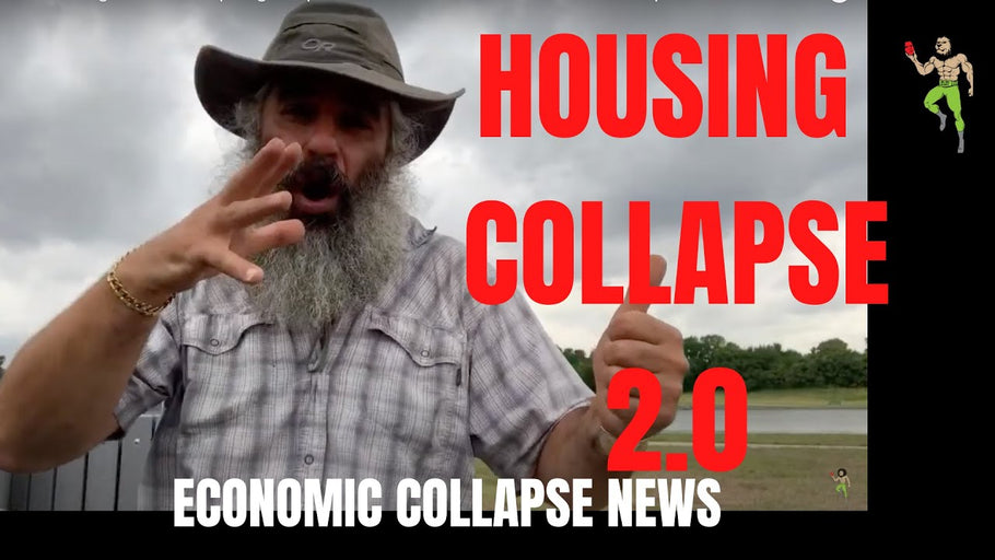 Why Aren't Housing Prices Collapsing Despite Economic Crisis?! | Economic Collapse News