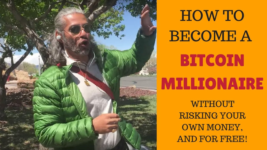 How to become a Bitcoin-Millionaire without risking your own money, and for free!