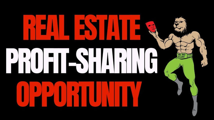 Profit-Sharing Real Estate Mentoring [MILLIONS OF PEOPLE NEED TO SEE THIS!]