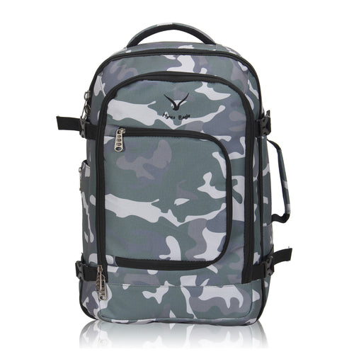 Hynes Eagle 40L Flight Approved Carry on Backpack Army Green