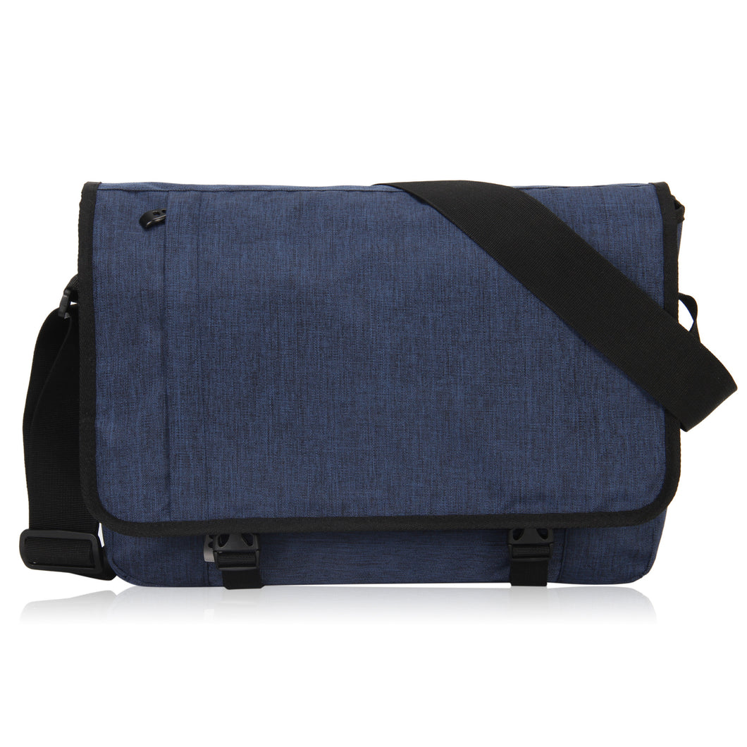 Hynes Eagle Laptop Messenger Bag for 15-inch (Dark Blue)