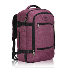 Hynes Eagle 40L Flight Approved Carry on Backpack Red