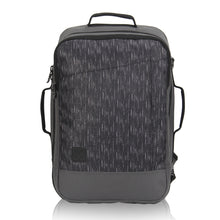 Hynes Eagle 28L Aurora Convertible 19x12x7.5 Flight Approved Carry On Travel Backpack Grey