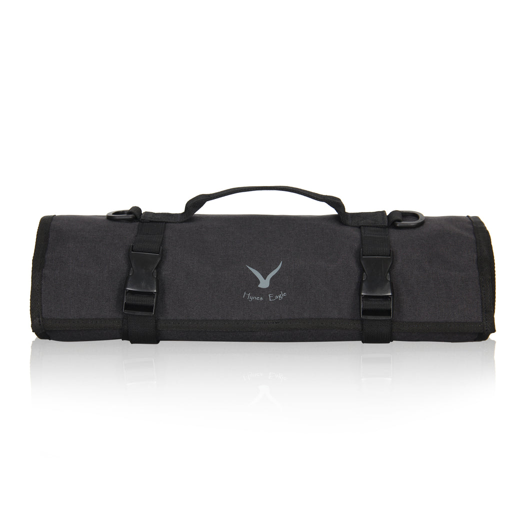 Hynes Eagle Roll-Up Travel Bag Portable Compression Cross Body Packing Organizer