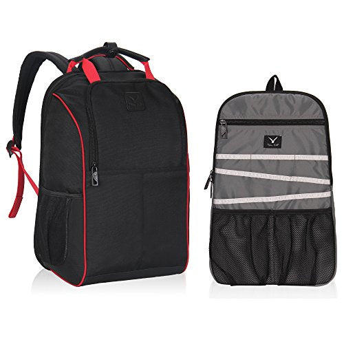 Hynes Eagle Laptop Backpack with Insert Organizer up to 14 inches