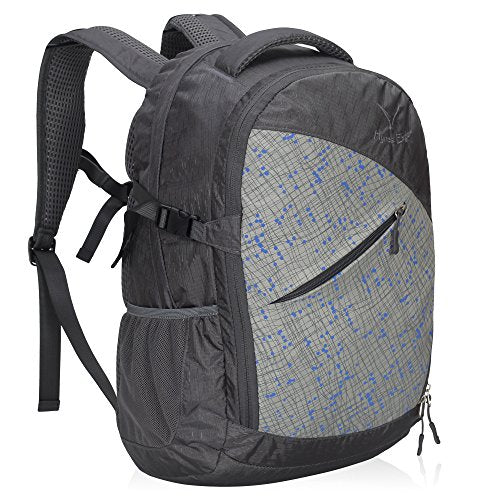 Hynes Eagle Urban Commuter Backpack Lightweight Outdoor Backpack 25L