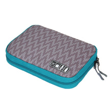 Hynes Eagle Hynes Eagle Travel Universal Cable Organizer Electronics Accessories Cases For Various USB, Phone, Charger and Cable, Chevron