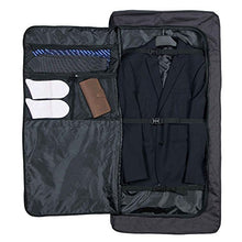 Hynes Eagle 45 inch Portable Garment Bag Hanging Travel Foldable Suit Bag