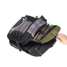 Hynes Eagle Universal Backpack Insert Organizer Travel Bag Slip Gadget Organization Kit Ashy