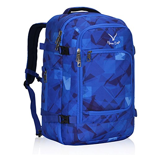 Hynes Eagle Travel Backpack 40L Flight Approved Carry on Backpack 2225a30f7c338