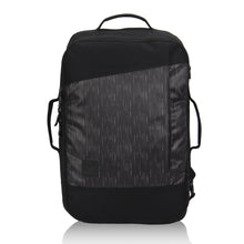Hynes Eagle 28L Aurora Convertible 19x12x7.5 Flight Approved Carry On Travel Backpack Black Legend