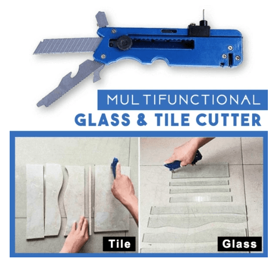 Professional Compact Glass And Tile Cutter