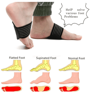 Plantar Fasciitis Cushioned Support Pro (1 Pair)