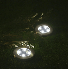 Load image into Gallery viewer, SolarSmart Solar Powered LED In-Ground Lights