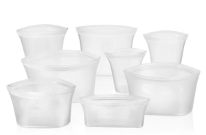 EcoBrite 100% Plastic-Free Food Containers