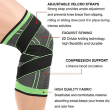 Load image into Gallery viewer, KneeGuard 3D Knee Compression Pad