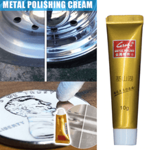 Load image into Gallery viewer, Metal Polishing Cream Rust Remover Pro