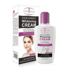 Load image into Gallery viewer, BLEACHING BODY & FACE WHITENING CREAM