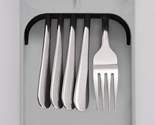 Load image into Gallery viewer, StoreSmart Cutlery Tray Drawer Organizer