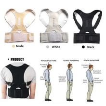 Load image into Gallery viewer, PostureCare Corrective Therapy Back Brace - [Save $38! OFFER ENDS Today! 60% OFF Now!]