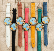 Load image into Gallery viewer, Time Flies World Traveler Watch