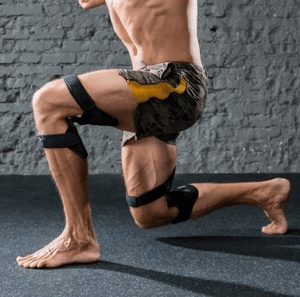 Knee Joint Support Brace - 1 Pair