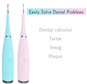 OralCare Ultrasonic Teeth Cleaner