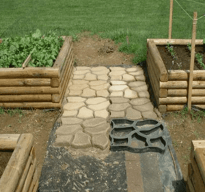 Garden Path Maker Mold