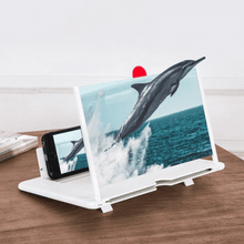 Load image into Gallery viewer, Foldaway Mobile Phone Screen Amplifier
